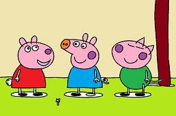 Peppa i przyjaciele
