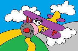 Samolot dwupłatowiec
