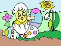 Wielkanocne pisklę