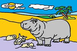 Hipopotam kalłowaty