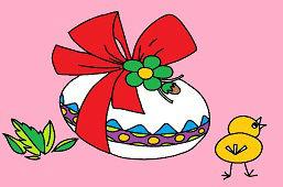 Pisanka na jaju