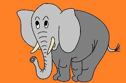 Slonik Dumbo