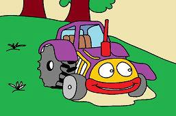 Mały ciągnik