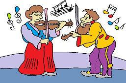 Muzycy grają