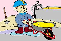 Pomocnik budowlany