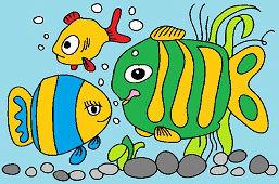 Trzy ryby