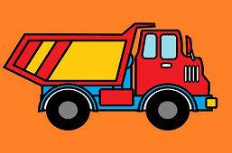 Ciężarówka-wywrotka
