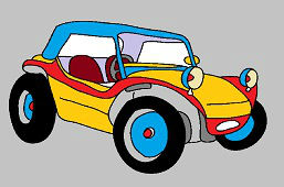 Mały samochód