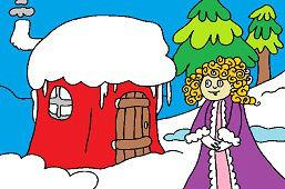 Pani Śnieg