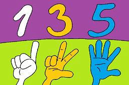 1-3-5 tylko liczyć