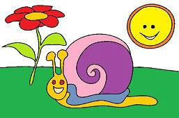 Wesoły ślimak