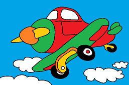 Jimbo – Mały samolot