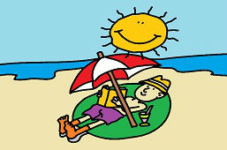 W słońcu i w cieniu