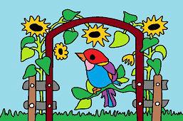 Motyw z ogrodu