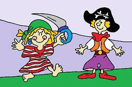 Granie na piratów