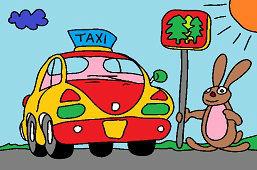 Taxi, proszę!
