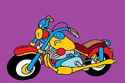 Motocykl Harley