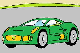 Samochód sportowy 3.