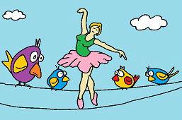 Tancerz baletowy
