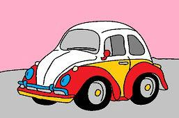 Legendarny Beetle