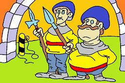 Strażnicy zamku