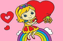 Serce dla Walentynki