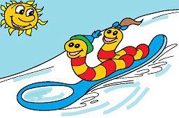 Saneczkarstwo na łyżkę