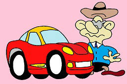 Samochód szeryfa