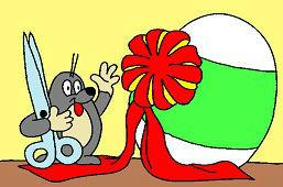 Krecik i jajko