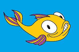 Ryba z wielkimi oczami