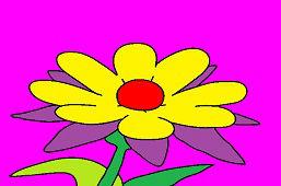 Kwiatek z papieru