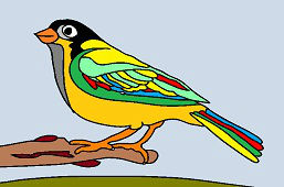 Ptak śpiewak