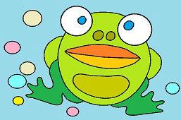 Żaba Kwak