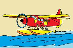 Wodny samolot