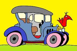 Weteran samochód