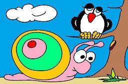 Ślimak i sowa