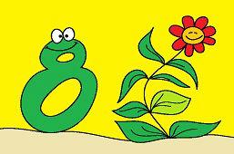 Numer 8