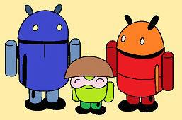 Rodzina Android