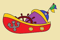 Mała łódka