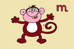 M jak Małpa