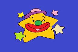 Gwiazda – klaun