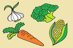 Warzywa z ogrodu