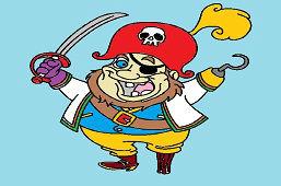 Kapitan piracki
