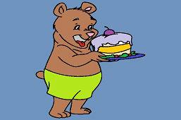 Urodziny niedźwiedzia