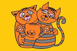 Rodzina kotów
