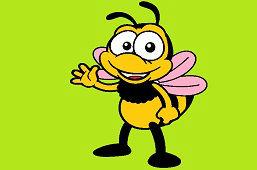 Mała pszczołka