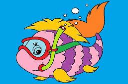 Ryba nurek