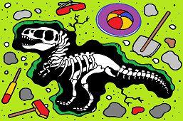 Szkielet prajaszczura
