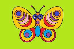 Motyl Adam