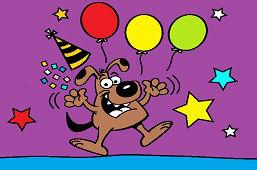 Urodzinowe party!